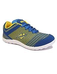 Yepme Men's Multi-Coloured Mesh Casual Shoes - B013SLSK9A