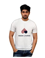 PosterGuy House Of Cards Heart Frank And Claire Underwood House Of Cards Inspired T-Shirt