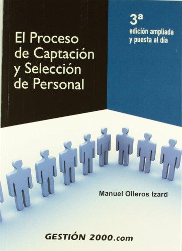 El proceso de captación y selección de personal