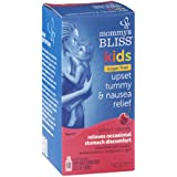 Mommy's Bliss Kids Sugar Free Upset Tummy & Nausea Relief - 3.3 Fl Oz, Pack Of 3