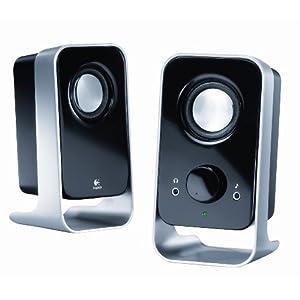 Logitech LS11 Stereo Lautsprecher für 18 € !
