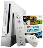 Wii with Wii Sports Resort – White