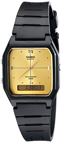 Casio Men's AW48HE-9AV Ana-Digi Dual Time Watch