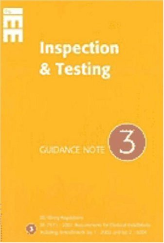 Iee On Site Guide Pdf