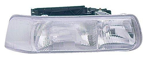 Prime Choice Auto Parts KAPCV10083A1R Passenger Side Headlight Assembly