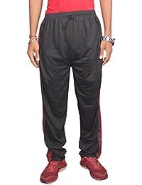 TIKNOS Pack Of 2 Slim Fit Streachable Hosiery Lower Track Pant Pyjamas
