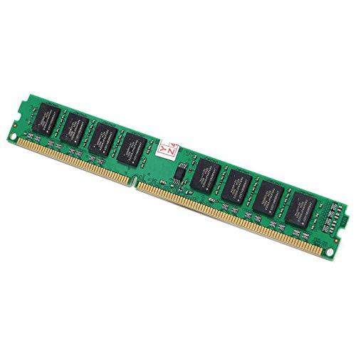 Alcoa Prime 1PC 4GB DDR3 PC3-10600 DDR3-1333 MHZ 240-Pin Desktop PC DIMM Memory RAM 1. 5V Integrated Circuits Modules