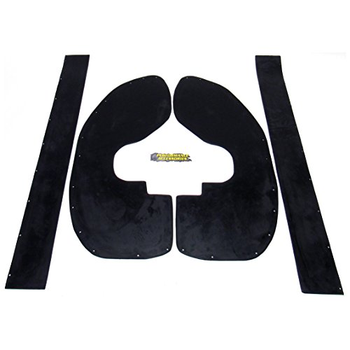 Performance Accessories (6547) Gap Guard for Chevy/GMC