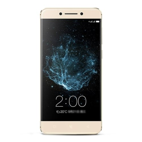 Letv Le Pro 3 32GB 5.5 Inch 2.5D Arc EUI 5.8 Smartphone, Qualcomm Snapdragon 821 Quad Core up to 2.35GHz, 4GB RAM GSM & WCDMA & FDD-LTE (Gold)