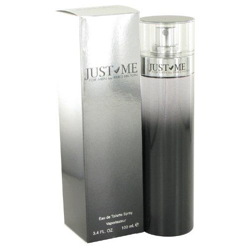 Just Me by Paris Hilton for Men - 3.4 oz EDT Spray