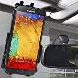Amzer 96509 Anywhere Magnetic Vehicle Mount For Samsung GALAXY Note 3 SM-N9000, Samsung GALAXY Note 3 SM-N9005...