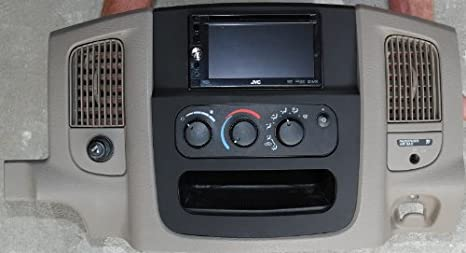 02 03 04 05 dodge ram car stereo radio double din