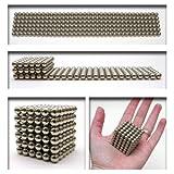 Magnet Balls - Nickel Neodymium Puzzle - 216 spheres