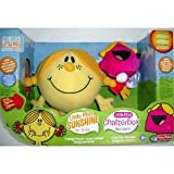 Little Miss Sunshine Plush Talking Toy with Bonus Little Miss Chatterbox Plush Pal
