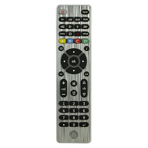 picture of GE Lighting 4 Device Universal Remote