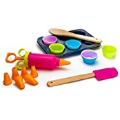 Deluxe Childrens Bakeware Set - Includes 16 Oven Safe Pieces