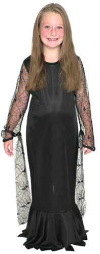Great Group Halloween Costumes: The Addams Family - Addams Family Child's Morticia Addams Costume