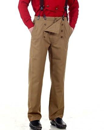 Steampunk Pants Mens Steampunk Victorian Costume Architect Pants  AT vintagedancer.com