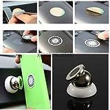 Alcoa Prime 360 Degree Rotation Magnetic Car Dash Holder For Mobile Phone White