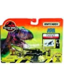Jurassic Park The Lost World Tracker/Trapper Chopper with Eddie Carr and Parasaurolophus Matchbox Action System