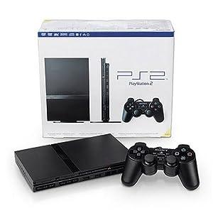 Amazon.com: PlayStation 2 Console Slim - Black