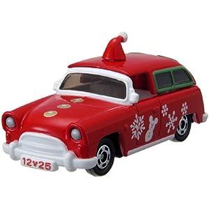 ディズニー トミカ ディズニーモータース ラグーンワゴン クリスマスエディション2012 ミッキーマウス