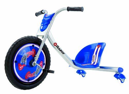 tafi RipRider 360 Caster Trike, Lanu moaga