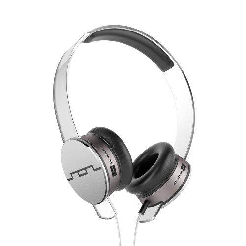 SOL REPUBLIC 1241-02 Tracks HD On-Ear Headphones - White