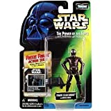 Star Wars Power Of The Force Fan Club Exclusive Death Star Droid Action Figure By Kenner