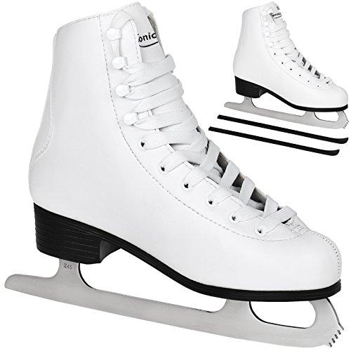 Physionics Damenschlittschuhe Eiskunstlaufschlittschuhe Schlittschuhe für Damen in der Größe nach Ihrer Wahl