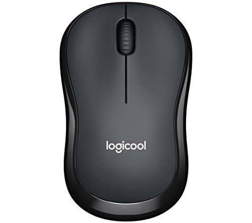 LOGICOOLロジクール M220 静音マウス チャコール M220GR