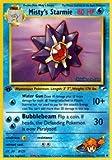 Pokemon - Misty's Starmie (56) - Gym Heroes