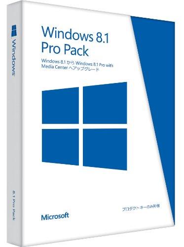 Microsoft+Windows+8.1+Pro+Pack+with+Windows+Media+Center+(Windows+8.1からWindows+8.1+Pro)