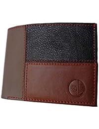 GOOD LIFE STUFF Genuine Leather Multi Color Wallet For Men (GLSMLT-Z002)
