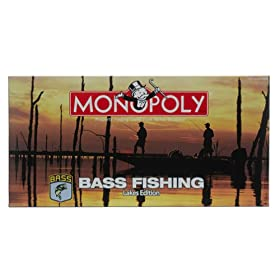 Click to order Bass Fishing Monopoly from Amazon!