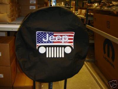 JEEP Spare Tire Cover TJ,JK Wrangler, KJ Liberty 32″