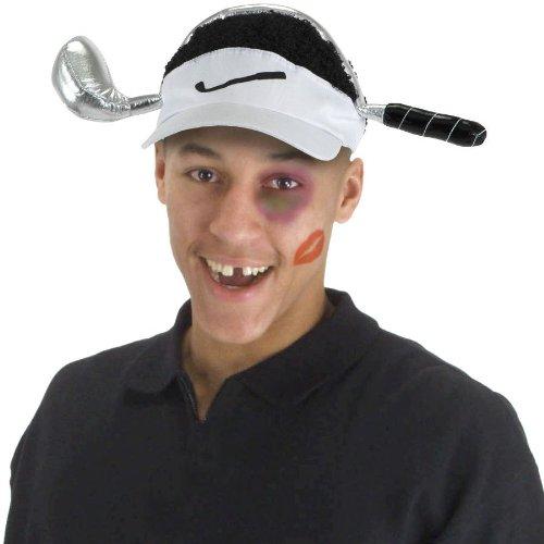 Tiger Woods Halloween Costume