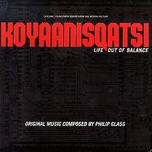 """Cover of """"Koyaanisqatsi: Life Out Of Bala..."""