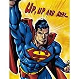 Superman Returns Invitations - 8 Count