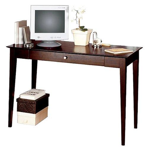 Dolce Dark Walnut Desk