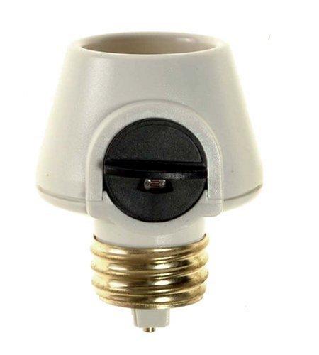 Westek 6099BC-4 150W Screw-In Light Control, White