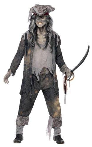 Men's Ghost Ship Costume