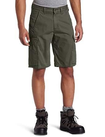 Amazon.com: Carhartt Men's Cotton Ripstop Cargo Work Short ...