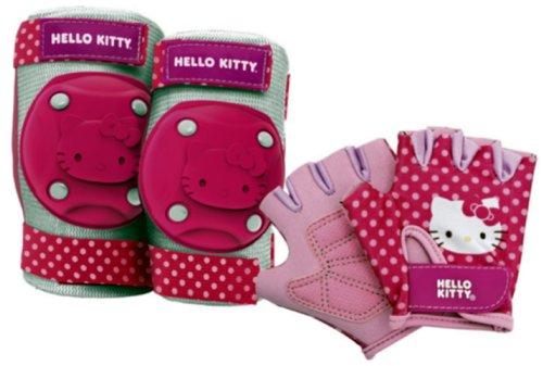 Bell Hello Kitty Pedal and Go Protective Gear JungleDealsBlog.com