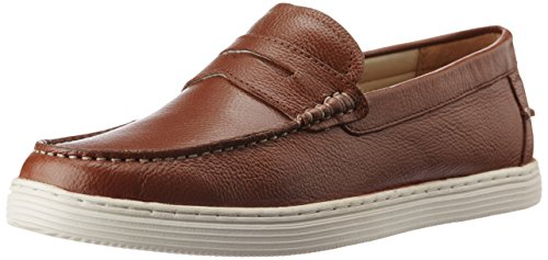 Hush Puppies Men's Feather Leather Loafers
