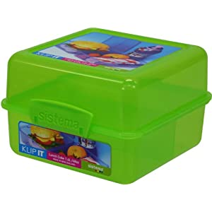 Sistema: Fabulous kids packed lunch boxes and bottles