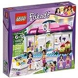 [LEGO] [Lego Country W] [Lego - Friends - Heart Lake Pet Shop Heartlake Pet Salon 41007 / Lego / Blocks / Hero...