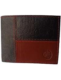 GOOD LIFE STUFF Genuine Leather Multi Color Wallet For Men (GLSMLT-Z005)