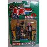Gi Joe 3 3/4 Gung Ho & Zarana 2 Pack Spytroops