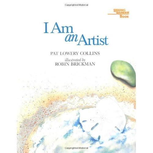 I Am an Artist by Pat Collins